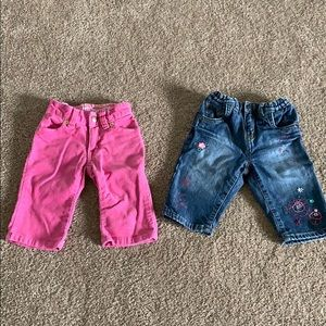 Other - Baby girl 6-9 month pants